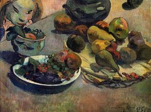 Paul Gauguin - Fruits