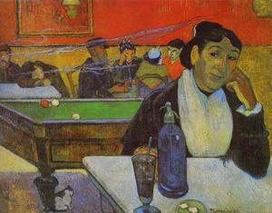 Paul Gauguin - Night Café at Arles