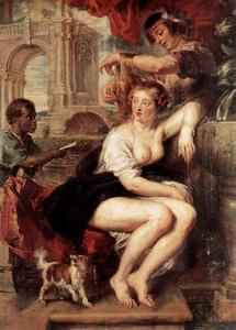 Peter Paul Rubens - Bathsheba at the Fountain