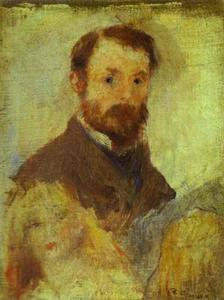 Pierre-Auguste Renoir - Self-Portrait