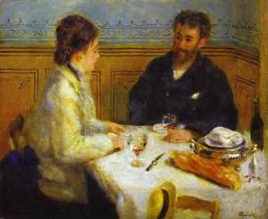 Pierre-Auguste Renoir - The Lunch