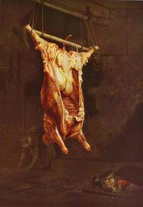 Rembrandt Van Rijn - The Slaughtered Ox