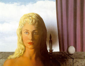 Rene Magritte - The ignorant fairy
