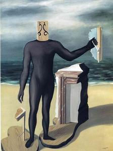 Rene Magritte - The man of the sea