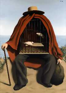 Rene Magritte - The Therapist