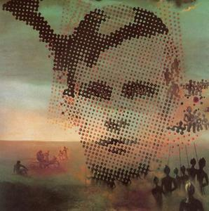 Salvador Dali - Portrait of My Dead Brother, 1963