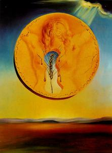Salvador Dali - Fertility, 1977
