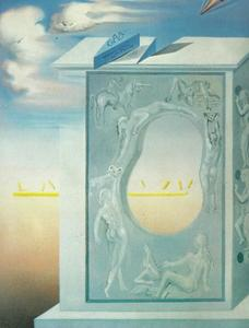 Salvador Dali - The Tower of Enigmas, circa 1981