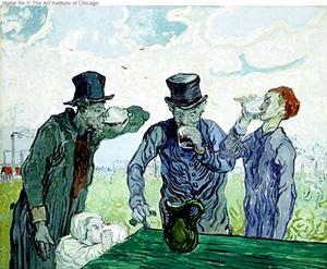 Vincent Van Gogh - Drinkers, The