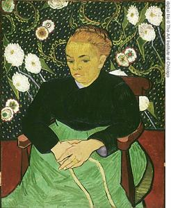Vincent Van Gogh - Madame Roulin Rocking the Cradle