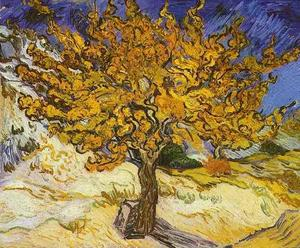 Vincent Van Gogh - Mulberry Tree, The