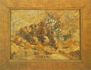 Vincent Van Gogh - Still Life with Grapes, Pears and Lemons