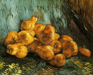 Vincent Van Gogh - Still Life with Pears