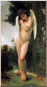 William Adolphe Bouguereau - Cupidon
