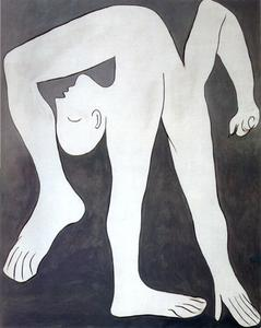 Pablo Picasso - The Acrobat