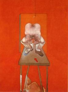 Francis Bacon - diptych, 1982