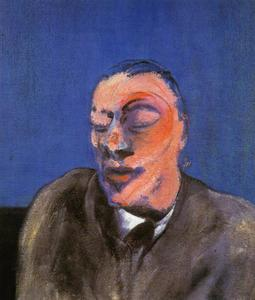 Francis Bacon - head ii, 1958