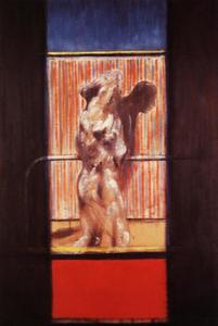 Francis Bacon - painting, 1950