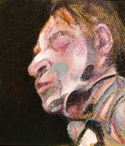 Francis Bacon - self-portrait, 1972 b