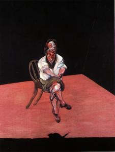 Francis Bacon - study for portrait of isabel rawsthorne, 1964