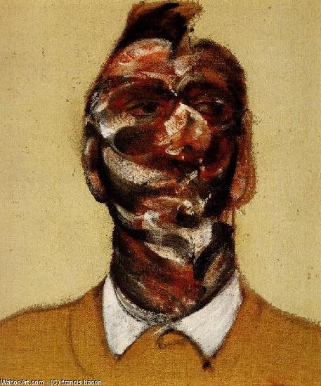 an analysis of francis bacons portrait of george dyer in a mirror Francis bacon's portrait of george dyer talking, 1966 painted in 1966, portrait of george dyer talking is a glowing tribute to george dyer helsinki), portrait of george dyer in a mirror (1968) (museo thyssen-bornemisza, madrid).