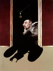 Francis Bacon - triptych, may - june, 1973 b