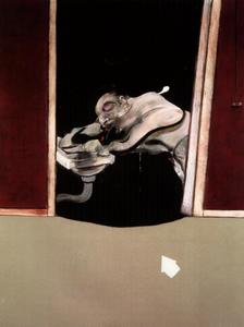 Francis Bacon - triptych, may - june, 1973 c