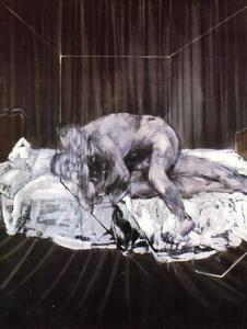 Francis Bacon - two figures, 1953
