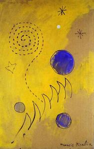 Francis Picabia - Lausanne Abstract (Abstrait Lausanne)