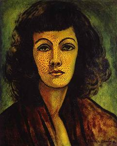 Francis Picabia - Portrait of Woman