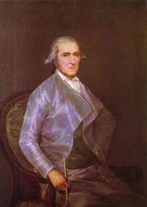 Francisco De Goya - Portrait of Francisco Bayeu