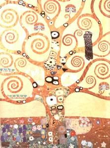 Gustav Klimt - Stoclet Frieze Tree of Life