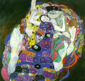 Gustav Klimt - Virgin, The