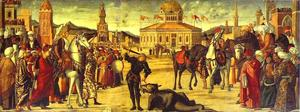 Vittore Carpaccio - Triumph of St. George