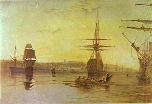 William Turner - Cowes, Isle of Wight