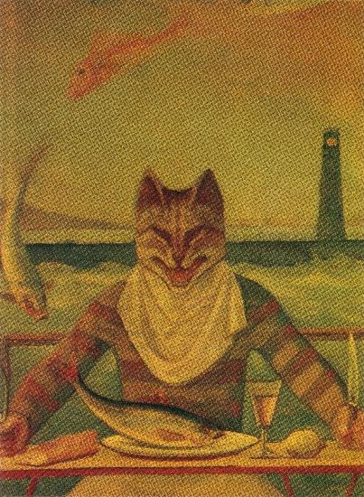 balthus cat - photo #23