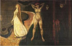 Edvard Munch - Three Ages of Woman
