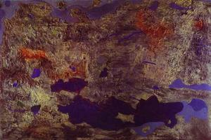 Max Ernst - Europe after the Rain I