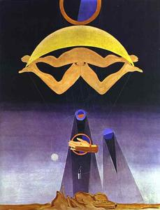 Max Ernst - Of This Men Shall Know Nothing