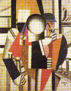 Fernand Leger - The three companions