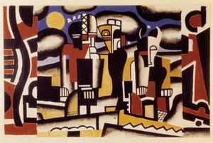 Fernand Leger - The Creation of the World