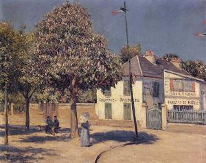 Gustave Caillebotte - The Promenade at Argenteuil