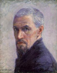 Gustave Caillebotte - self