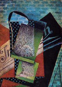 Juan Gris - Still Life (dedicated to Andre Salmon)