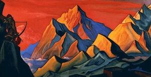 Nicholas Roerich - Message of Shambhala