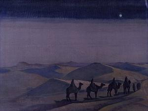 Nicholas Roerich - Star of the Mother of the World