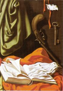 Tamara De Lempicka - Key and Hand