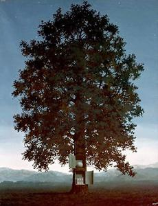 Rene Magritte - Voice