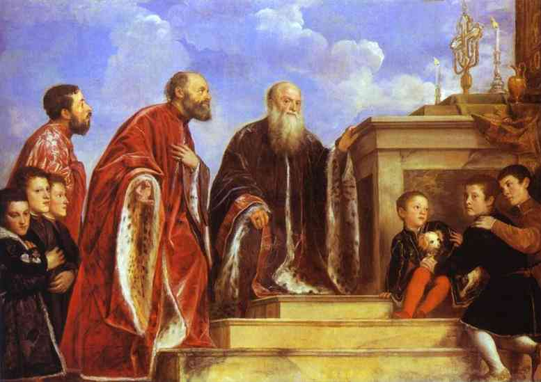 Which Is Not True Of Titian S Paintings