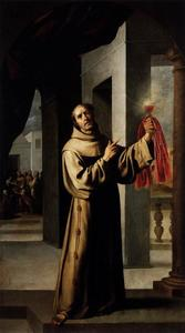Francisco Zurbaran - Saint James of the Marches